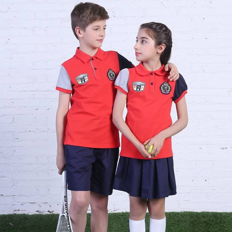 Uniforme Escolar Gola Polo