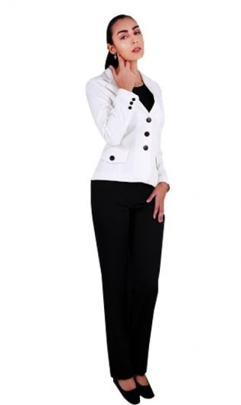 Uniforme Executivo para Secretaria